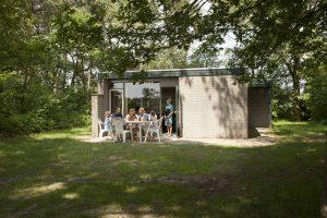 Vakantiehuis 4 personen met hoog/laag bed in Brabant