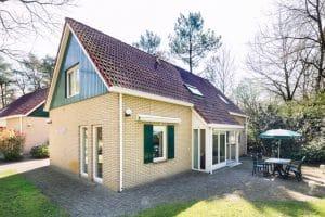 speciaal toegankelijke bungalow op vakantiepark