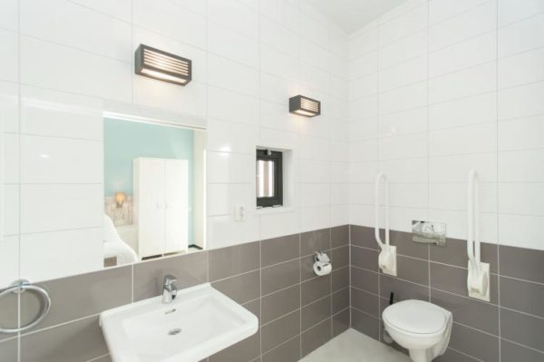 Sea Lodge Bloemendaal aangepast toilet