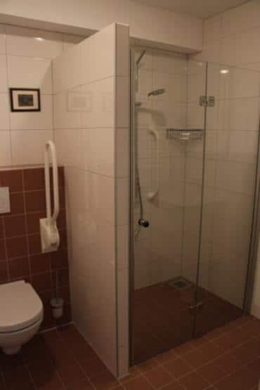 Vakantiehuis Beekbergen DG179 aangepaste badkamer