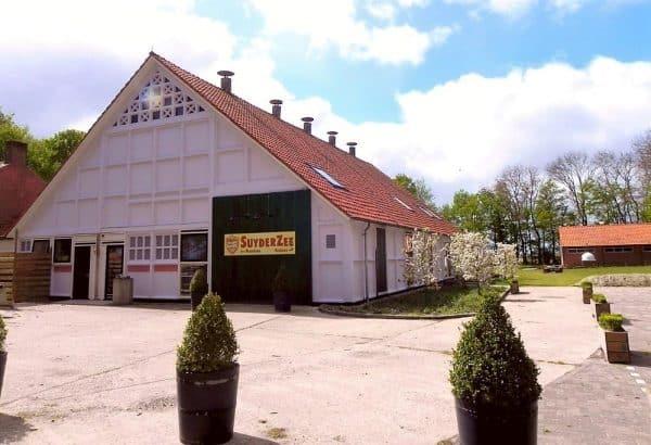 Vakantiehuis Blokzijl OV151