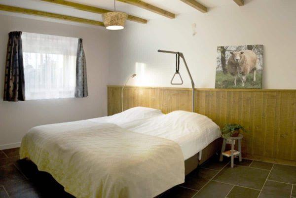 Vakantiehuis Ouderkerk-aan-den-IJssel ZH044 - 8 personen - aangepaste slaapkamer