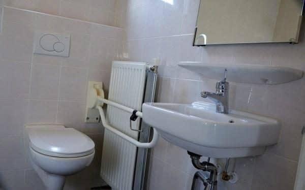 Vakantiehuis Westerbork DG152 aangepast toilet