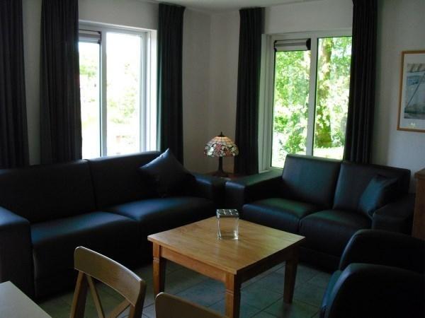 Vakantiehuis Westerbork DG156 woonkamer