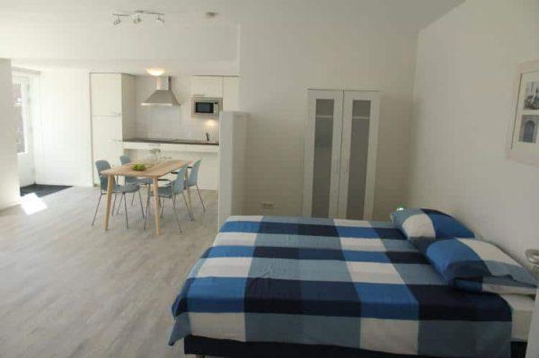 Appartement Beukelaar - 2 personen - Noord-Holland - bed