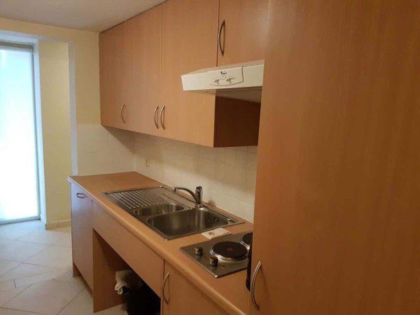 Appartement Blankeberge - 2 personen - West-Vlaanderen - aangepaste keuken