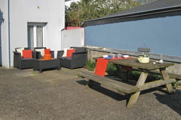 Appartement la plage - 2 personen - Bretagne - tuin
