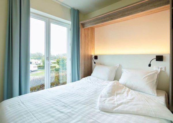 Appartement Nieuwpoort - 2 personen - West-Vlaanderen - slaapkamer