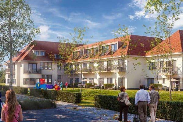 Appartement Westende - 2 personen - West-Vlaanderen