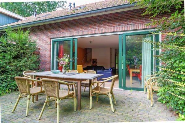 De Bosrand - Nederland - Gelderland - 8 personen - terras