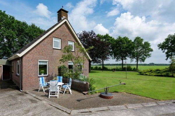 Isidorushoeve - Nederland - Friesland - 8 personen - tuin
