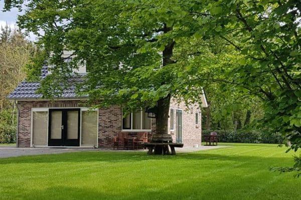 Lieverderbosch - Nederland - Drenthe - 6 personen - tuin