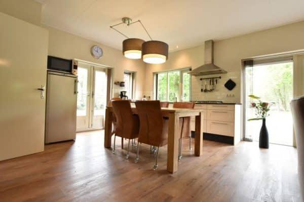 Lieverderbosch - Nederland - Drenthe - 6 personen - woonkamer