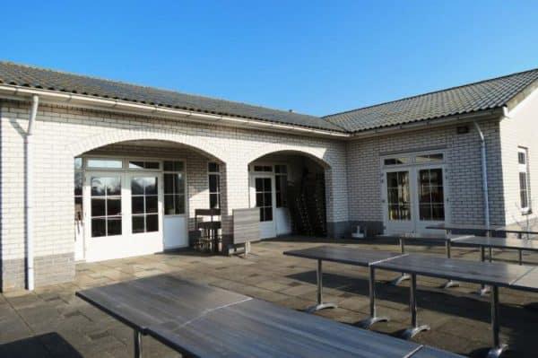 Mindervalide groepsaccommodatie Klaverweide Nederland 40 personen