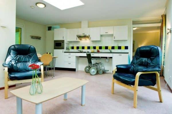 RCN Vakantiepark de Noordster 2 - Nederland - Drenthe - 4 personen - aangepaste keuken