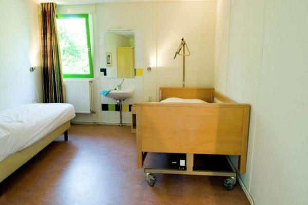 RCN Vakantiepark de Noordster 2 - Nederland - Drenthe - 4 personen - hooglaag bed