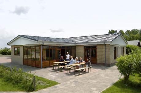 Recreatiepark Klaverweide 6 - Nederland - Zeeland - 16 personen