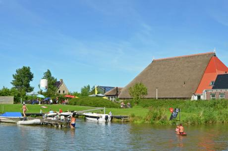 De Blikvaart - Nederland - Friesland - 22 personen