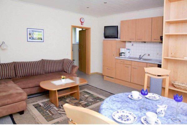 Vakantiehuis Diemelsee - 3 personen - Winterberg - woonkamer