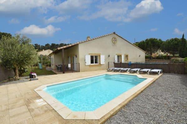 Villa Montbrun - 6 personen - Languedoc