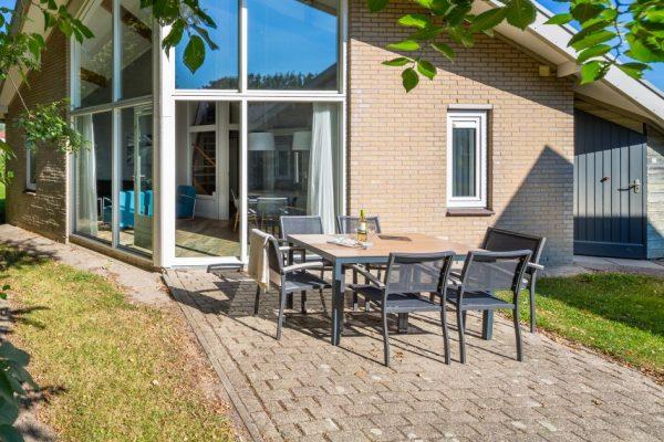 Bungalow 6M Hof Domburg - 6 personen - Zeeland