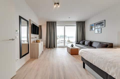 Mindervalide Appartement aan Zee België 2 personen