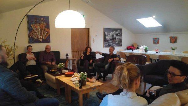 Aangepaste groepsaccommodatie DG088 - 26 personen - Drenthe - woonkamer