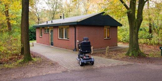 Landal Heihaas | 6-pers. extra toegankelijke bungalow | type 6CT afbeelding