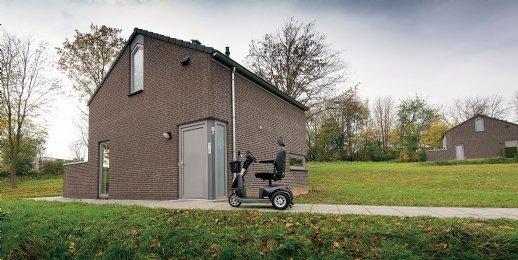 Landal Reevallis | 4-persoons extra toegankelijke bungalow | type 4CET | Vijlen