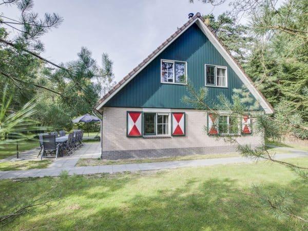 Landal Coldenhove Extra toegankelijke bungalow 12LT - 12 personen - Veluwe - Nederland