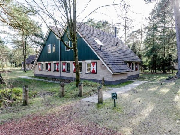 Landal Coldenhove Extra toegankelijke bungalow 6LT1 - 6 personen - Gelderland - Nederland