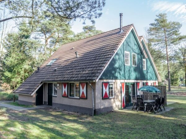 Landal Coldenhove Extra toegankelijke bungalow 8LT - 8 personen - Veluwe - Nederland