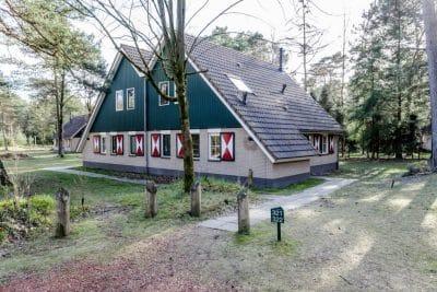 Landal Coldenhove Extra toegankelijke bungalow type 6LT - 6 personen - Veluwe - Nederland