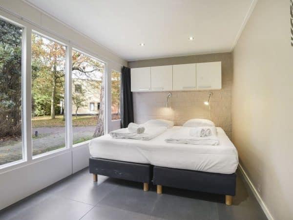 Landal De Bloemert Extra toegankelijke bungalow 12CT - 12 personen - Drenthe - Nederland - slaapkamer