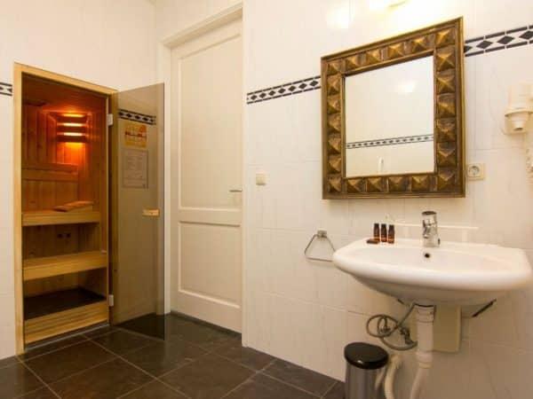 Landal De Cauberg Extra toegankelijk appartement 4BL1 - 4 personen - Limburg - Nederland - sauna