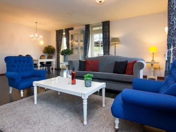 Landal De Cauberg Extra toegankelijk appartement 4BL1 - 4 personen - Limburg - Nederland - woonkamer