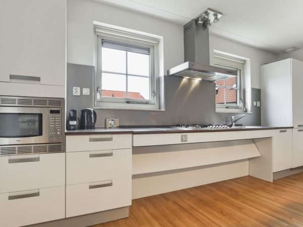 Landal De Schatberg Extra toegankelijke bungalow 12CET - 12 personen - Limburg - aangepaste keuken