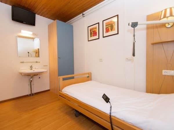 Landal Heihaas Extra toegankelijke bungalow 6CT - 6 personen - Gelderland - Nederland - aangepaste slaapkamer