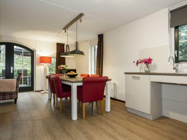 Landal Het Land van Bartje Extra toegankelijke bungalow 6CT6 - 6 personen - Drenthe - Nederland - woonkamer