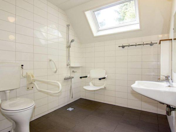 Landal Land van Bartje Extra toegankelijke bungalow 2CT - 2 personen - Drenthe - aangepaste badkamer