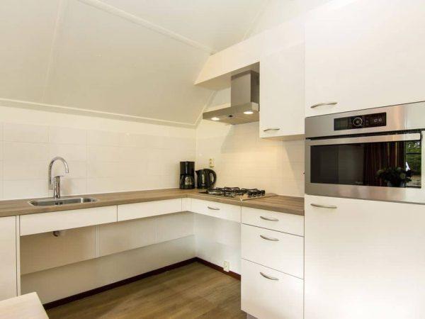 Landal Land van Bartje Extra toegankelijke bungalow 2CT - 2 personen - Drenthe - aangepaste keuken