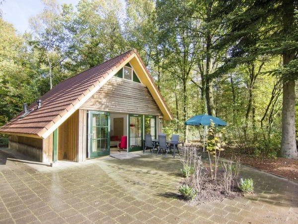 Landal Land van Bartje Extra toegankelijke bungalow 2CT - 2 personen - Drenthe - verharde tuin