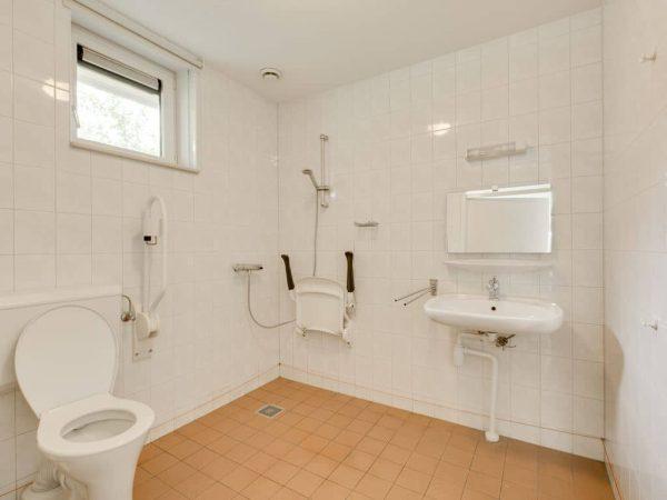 Landal Landgoed De Hellendoornse Berg Extra toegankelijke bungalow 12CT1 - 12 personen - Overijssel - Nederland - aangepast toilet