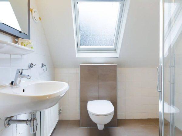 Landal Landgoed 't Loo Extra toegankelijke bungalow 6CT - 6 personen - Veluwe - Nederland - aangepast toilet