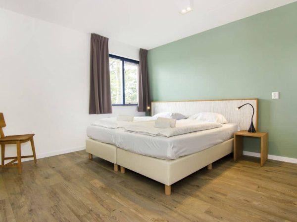 Landal Ooghduyne Extra toegankelijke bungalow 6CT - 6 personen - Noord-Holland - Nederland - slaapkamer