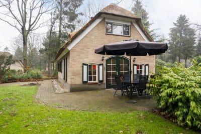 Landal Het Land van Bartje Extra toegankelijke bungalow 6CT6 - 6 personen - Drenthe - Nederland huis
