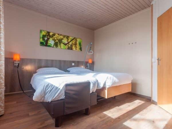 Landal Sonnenberg Extra toegankelijke bungalow 4BT - 4 personen - Moezel - Duitsland - aangepaste slaapkamer
