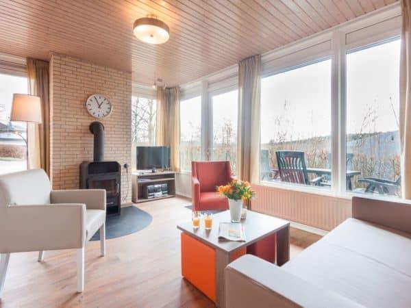Landal Sonnenberg Extra toegankelijke bungalow 4BT - 4 personen - Moezel - Duitsland - woonkamer