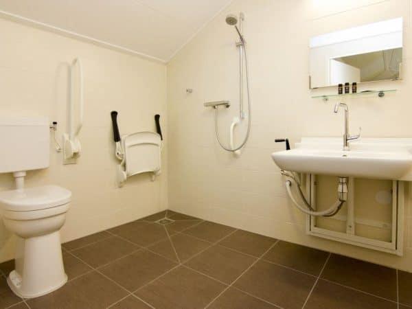 Landal Stroombroek Extra toegankelijke bungalow 4BT - 4 personen - Gelderland - aangepaste badkamer