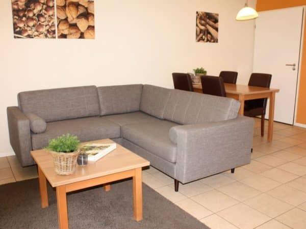 Landal Stroombroek Extra toegankelijke bungalow 4BT - 4 personen - Gelderland - woonkamer
